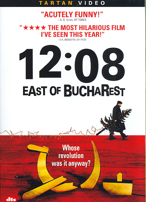 12:08 EAST OF BUCHAREST BY ANDREESCU,MIRCEA (DVD)